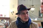 Domenico Piraina, uno dei curatori della mostra