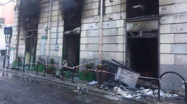 esplosione pizzo, esplosione via giudecca, racket, racket reggio, reggio calabria, Reggio, Calabria, Cronaca