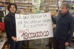 Maxi vincita a Valledolmo, centrati 18 milioni all'EuroJackpot