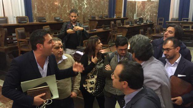 delibere salva messina, messina, salta consiglio salva messina, salva messina, Cateno De Luca, Messina, Sicilia, Politica