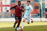 "Vibonese, capitan Obodo sfida Saraniti e avverte: ""Con la Viterbese sarà dura"""