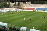 La Vibonese attacca Gomis: raccattapalle colpito con una pallonata