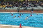 Pallanuoto maschile, Cus Unime - Arechi Salerno 11-8