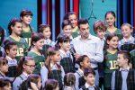 Presentate tutte le canzoni dello Zecchino d'Oro: le foto dei piccoli protagonisti sul palco