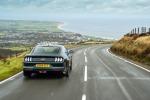 Mustang Bullitt, test sulla Mountain Road all'Isola di Man