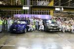 Peugeot, prodotti 500.000esimo suv 3008 e milionesima 308