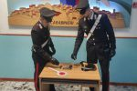 Roccabernarda, arrestato per porto abusivo di armi