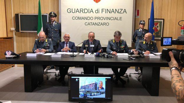 'ndrangheta arresti, quinta bolgia, Catanzaro, Calabria, Cronaca
