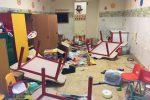 Asilo comunale devastato a Reggio dai vandali, sarà chiuso per due giorni