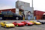 La Finanza sequestra 7mila finte macchinine Lamborghini