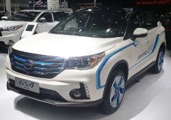 Case Jap acquistano stesso crossover EV da Gruppo Guangzhou
