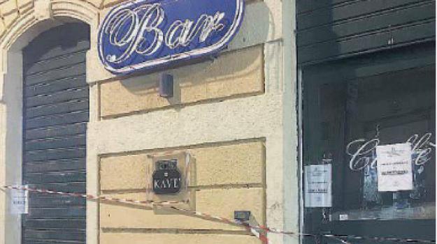 bar, incendio, racket, reggio, Reggio, Calabria, Cronaca