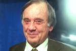 Il giornalista Claudio Nobis