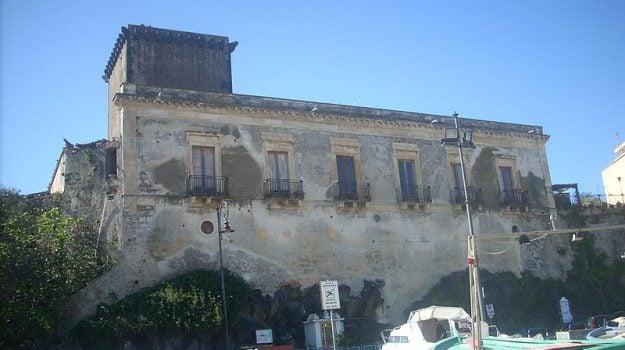 acquisto, castello di schisò, parco di naxos, regione, Danilo Maffa, Sebastiano Tusa, Messina, Sicilia, Politica