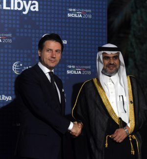 """Vertice sulla Libia a Palermo, Conte media tra Sarraj e Haftar: """"Spetta a loro decidere"""""""