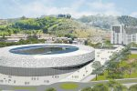 Cosenza città europea dello sport nel 2020, consegna della targa