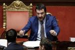 Dl Sicurezza approvato in Senato, Salvini: giornata storica