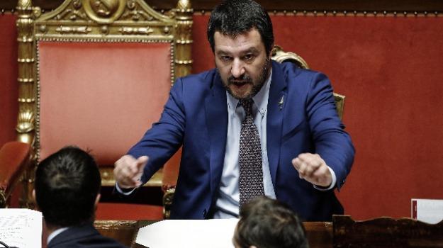 dl sicurezza, Matteo Salvini, Sicilia, Politica