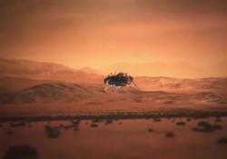 Partita lo scorso 5 maggio, InSight è giunta sulla superficie di Marte. Operazione perfettamente riuscita