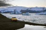 Lamborghini Urus vince sfida dell'inferno nero dell'Islanda