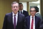 Draghi insiste, ridurre debito è responsabilità oltre regole