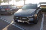 immagini della nuova Mercedes Classe B