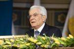 Mattarella: si tutelino le minoranze e la libertà di stampa