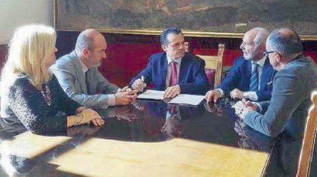 autorità portuale messina, Antonino De Simone, Messina, Sicilia, Economia