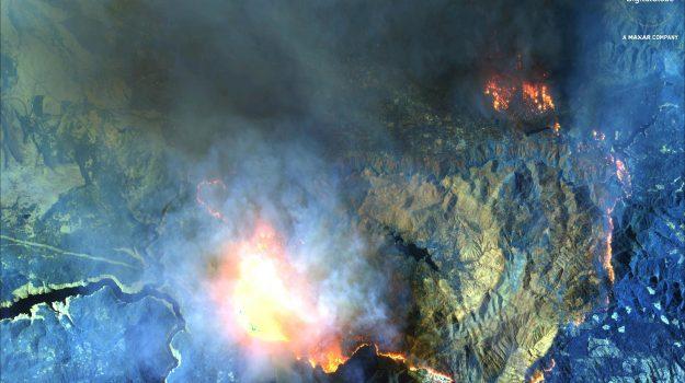 california, danni incendio California, incendio California, incendio Malibù, Malibù, morti incendio California, Sicilia, Mondo