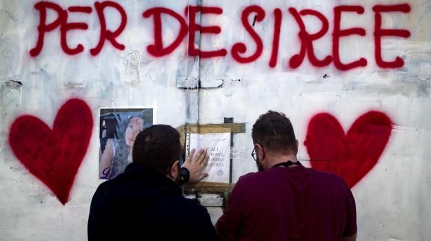 arresto pusher Desirée, Desirée, dose letale Desirée, Omicidio Desirée, Desirée Rancatore, Marco Mancini, Sicilia, Cronaca