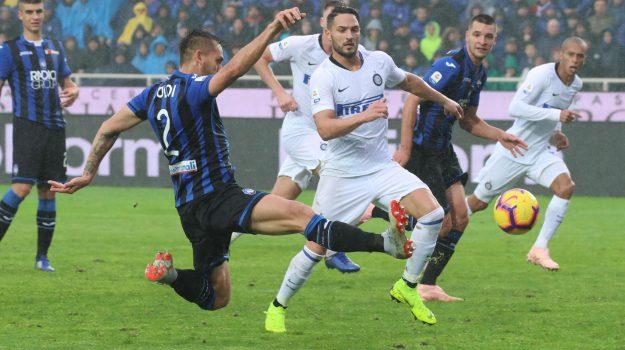 atalanta, Atalanta-Inter 3-1, inter, risultato Atalanta-Inter, serie a, Luciano Spalletti, Mauro Icardi, Sicilia, Sport
