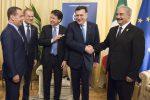 Conferenza sulla Libia, a Palermo siglati impegni ma la Turchia lascia delusa