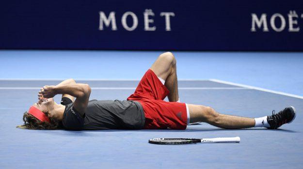 Atp Finals, tennis, Zverev Finals, Alexander Zverev, Novak Djokovic, Sicilia, Sport