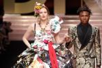 Sfilata Dolce e Gabbana alla Milano Fashion Week