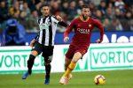 La Roma cade a Udine, De Paul firma l'1-0 finale