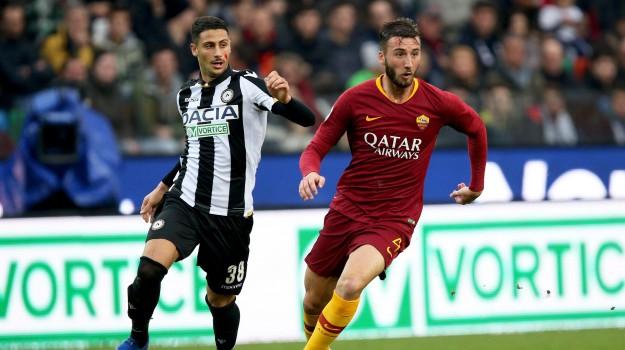 roma, Roma sconfitta Udinese, serie a, udinese, udinese-roma, Sicilia, Sport