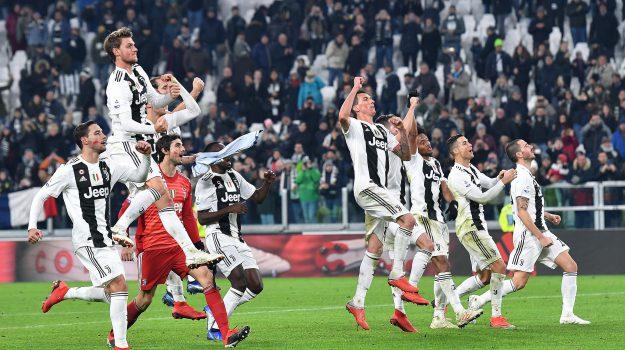 Juve-SPAL, juventus, Juventus Stadium, risultato Juve-SPAL, spal, Cristiano Ronaldo, Sicilia, Sport