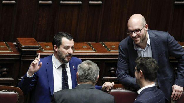 dl sicurezza fiducia camera, Sicilia, Politica