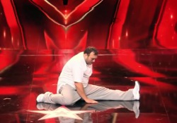 L'esibizione durante il «Got Talent Germania 2018»