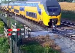 Le ferrovie olandesi hanno diffuso il terrificante video