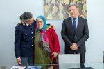 Omayma Benghaloum, mediatrice culturale uccisa dal marito