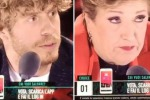 Lite in diretta a X Factor 2018 tra Mara Maionchi e Lodo Guenzi, lei sbotta: «Ma che c... dici» Il video