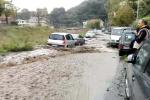 Maltempo a Messina, un fiume di fango e detriti a Santo Stefano Briga