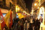 """Conferenza sulla Libia, corteo anti-vertice a Palermo: """"M5s traditori"""""""