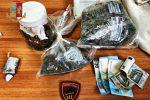 Spaccio di marijuana, arrestato un 22enne a Messina
