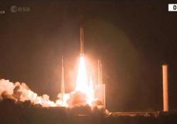 Lancio riuscito per il razzo Ariane dalla Guyana Francese