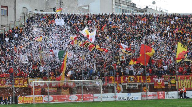 calcio, serie d, tifosi, Messina, Sicilia, Sport