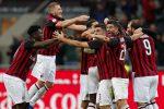 Romagnoli gela il Genoa e il Milan aggancia la Champions