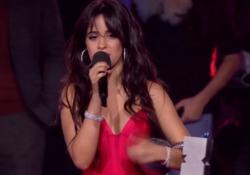La cantante Usa di origini cubane fa incetta di premi. Ad Annalisa il Best italian act