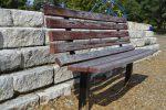 La panchina di un parco - foto pixbay